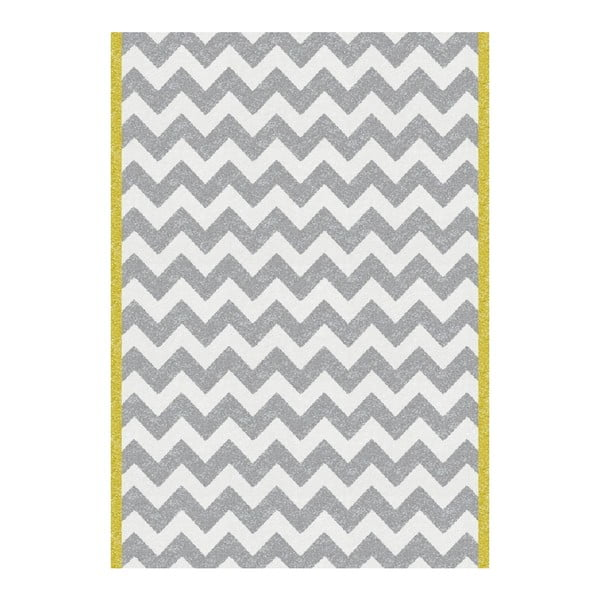 Koberec Art For Kids Chevron, 120 x 170 cm
