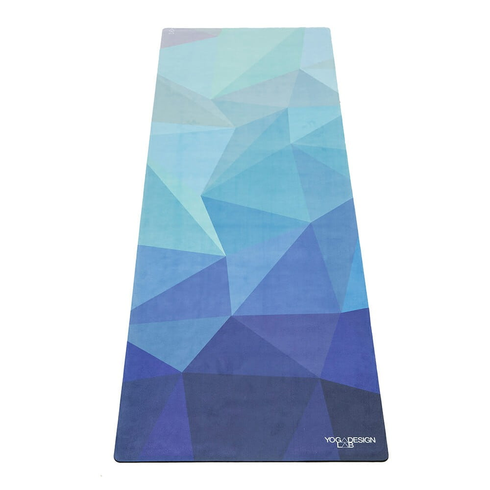 Podložka na jógu Yoga Design Lab Geo Blue,1 mm