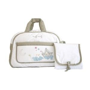 Set tašky přes rameno a přebalovací podložky Naf Naf Oso Barco