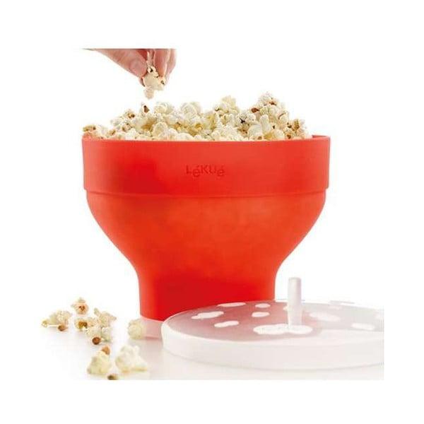Nádoba na přípravu domácího popcornu Lékué