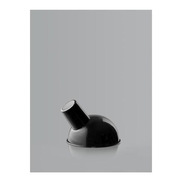 Stínítko Miniature Angled Cloche Black