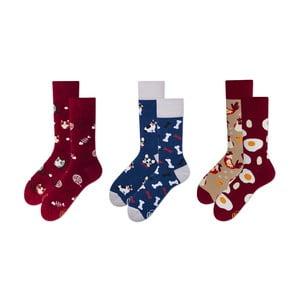 Set ponožek v dárkovém balení Many Mornings Animal Lover, vel.39–42