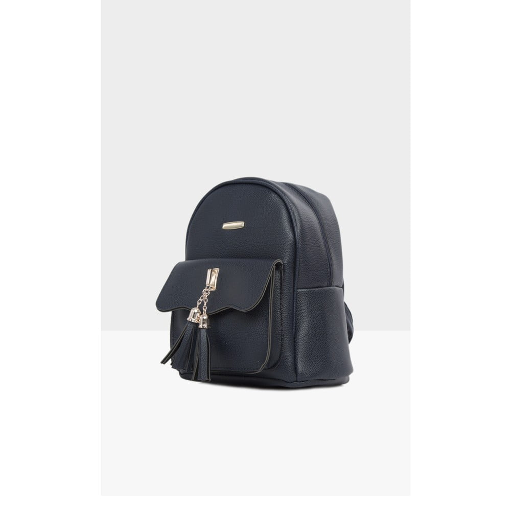 011539c6695 Tmavě modrý dámský batoh Mori Italian Factory Alessia ...