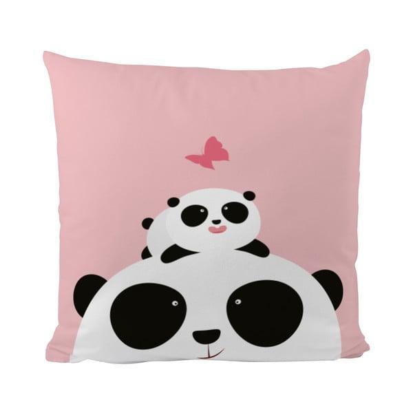 Polštář Panda and Panda, 50x50 cm