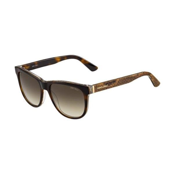 Sluneční brýle Jimmy Choo Rebby Python/Brown