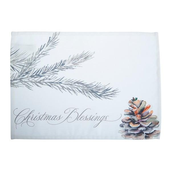 Față de pernă cu model de Crăciun Apolena Honey, 33 x 45 cm