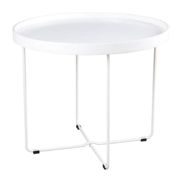 Biały stolik sømcasa Dave