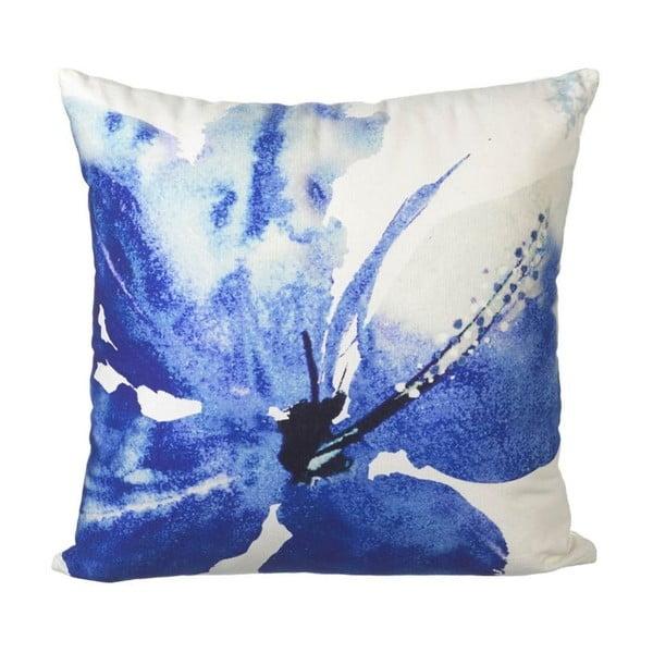 Polštář Blue Flower, 45x45 cm