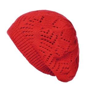 Čepice Celia Red