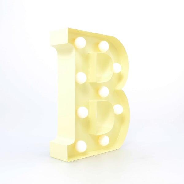 Dekorativní světlo Carnival B, vanilkové