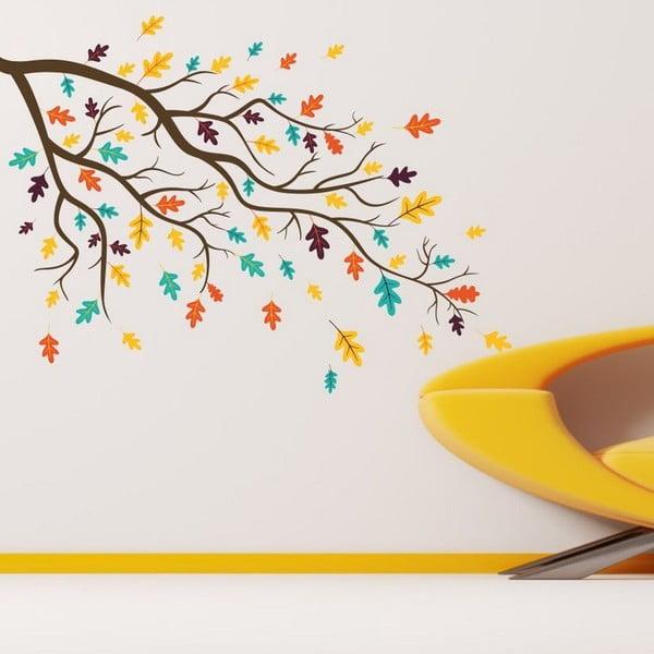 Dekorativní nálepka na stěnu Happy Tree