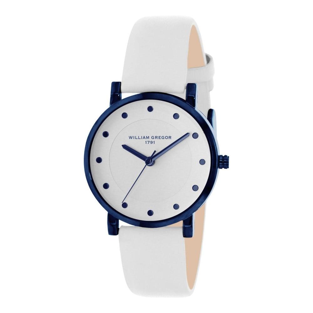 Dámské hodinky s koženým řemínkem William Gregor Lark  fdd1cc1dafa