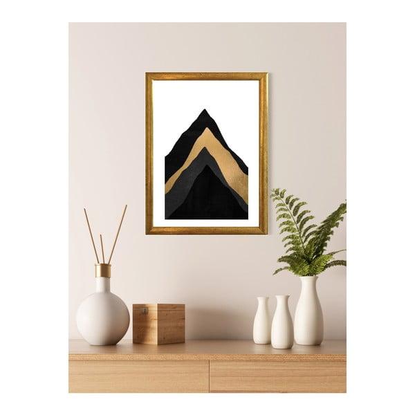 Plakát v rámu Piacenza Art Mountin, 30x20cm
