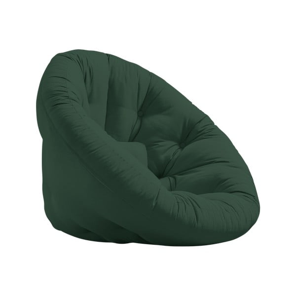 Nest Forest Green kinyitható fotel - Karup Design