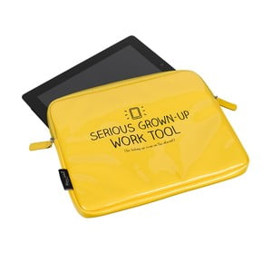 Pouzdro na tablet Serious Yellow