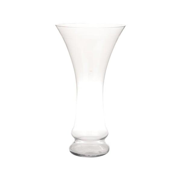 Skleněná váza Vase Vero, 50 cm
