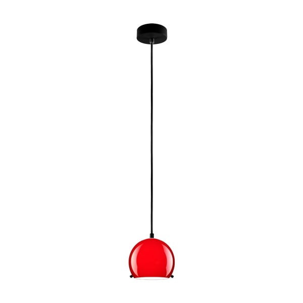 Světlo MYOO, red opal/black