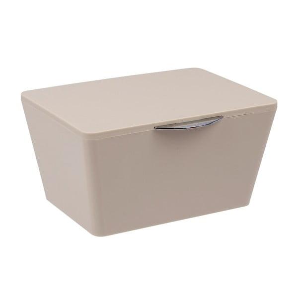 Béžový koupelnový box Wenko Brasil