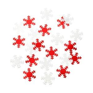 Vánoční dekorace Talking tables Snowflakes
