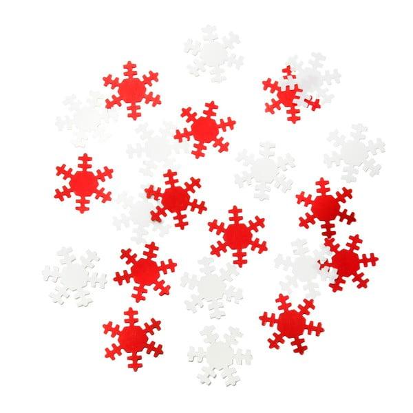 Świąteczna dekoracja Talking Tables Snowflakes