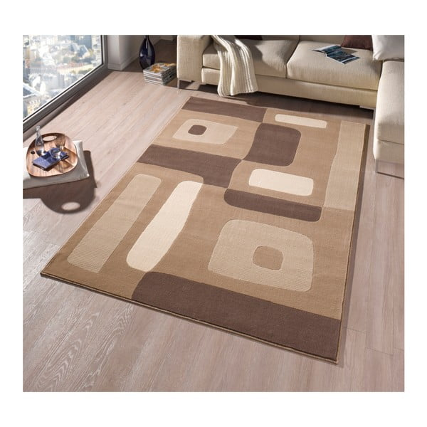 Koberec Hanse Home Hamla Will Brown, 80 x 150 cm