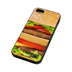 Obal na telefon Hamburger, iPhone 5