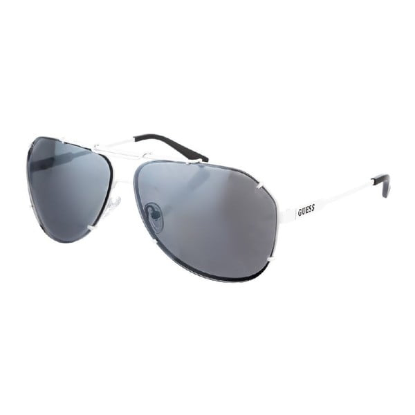 Pánské sluneční brýle Guess White 3F
