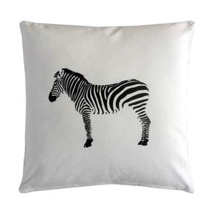 Oboustranný polštář Art For Kids Zebra, 45x45cm