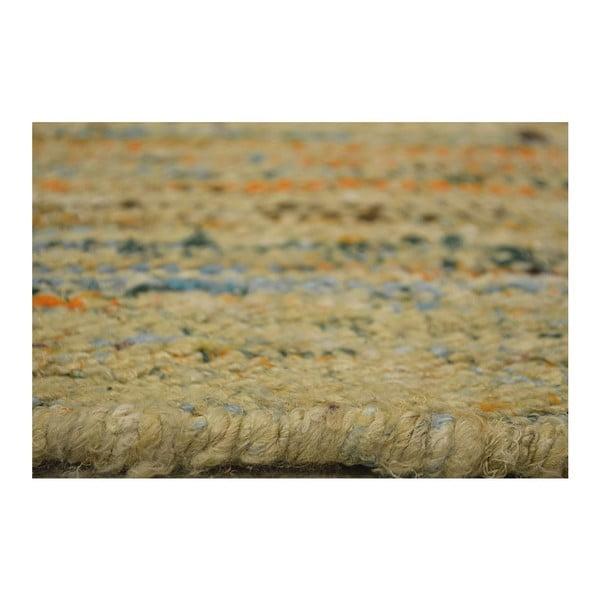 Ručně tkaný koberec Bakero Kilim Sari Silk Beige, 155x240 cm
