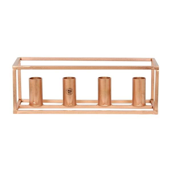 Adventní svícen Copper