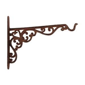 Suport din fontă pentru suspendat ghiveci Esschert Design Stella, înălțime 18,8 cm