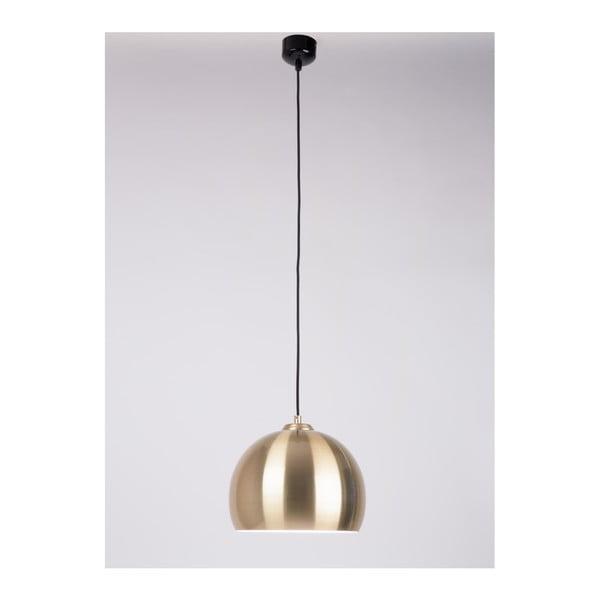 Stropní svítidlo ve zlaté barvě Zuiver Big Glow