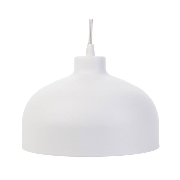 Bílé stropní světlo Loft You B&B, 44 cm