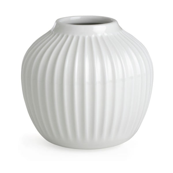 Vază Kähler Design Hammershoi, mică, alb