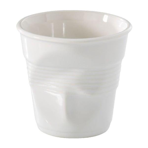 Kelímek na cappuccino Froisses 18 cl, bílý