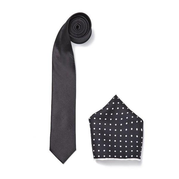 Set kravaty a kapesníčku Ferruccio Laconi 19