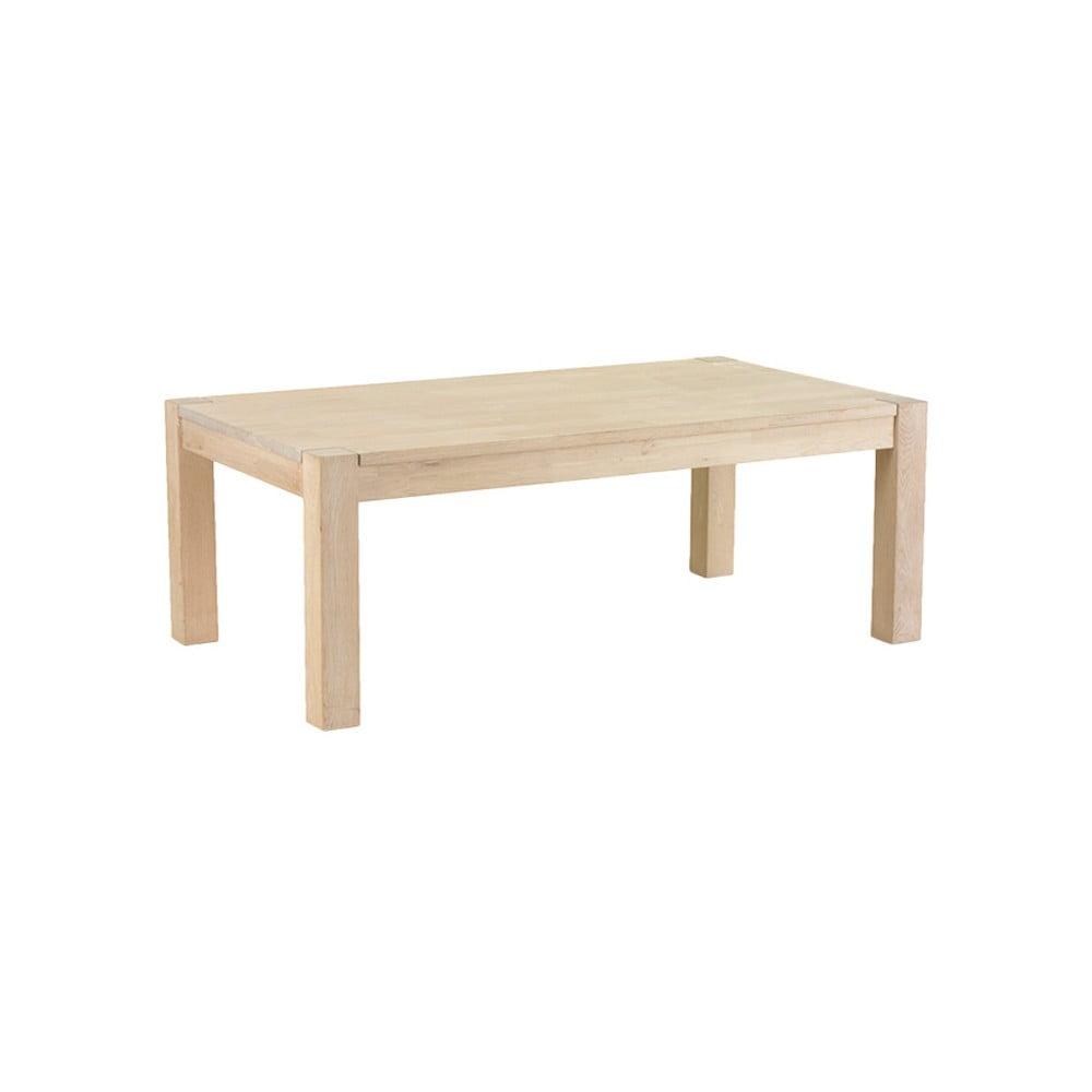 Konferenční stolek z dubového dřeva Furnhouse Texas,140x80cm