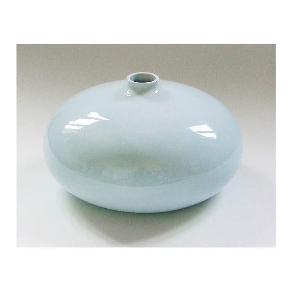 Váza Light Blue, 20 cm