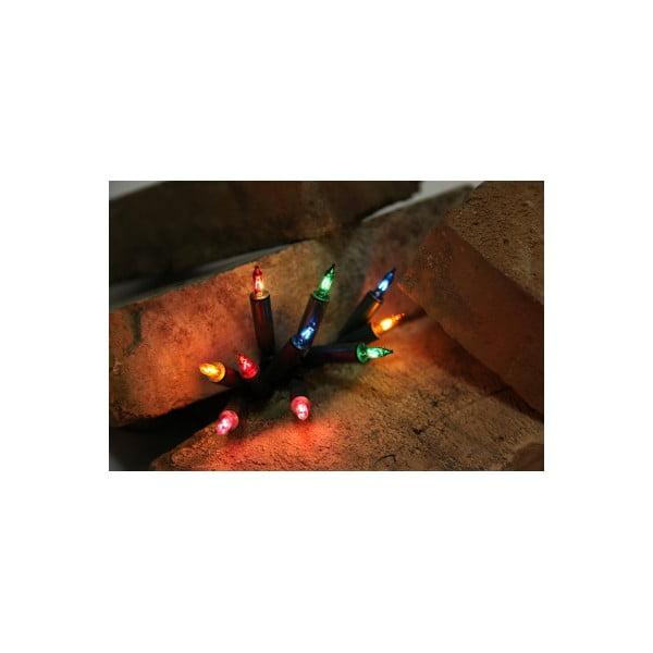 Svítící řetěz Best Season Lightchain Multicolor, 20 světýlek