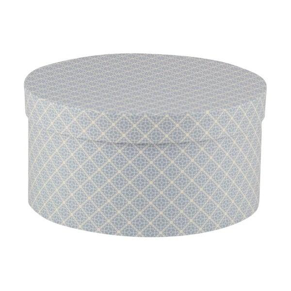 Sada 5ks úložných krabic Hat Blue