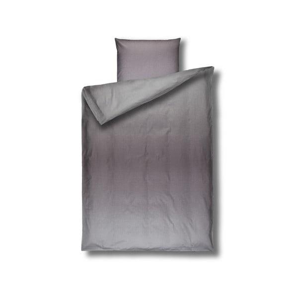 Povlečení Whyte 155x220 cm, šedé