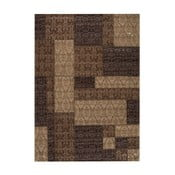 Koberec Patchwork 8 Brown, 140x200 cm