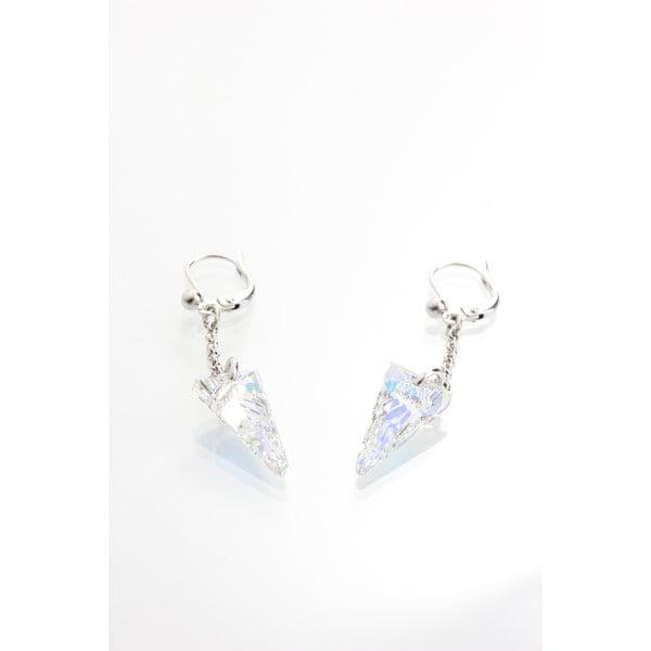 Náušnice s krystaly Swarovski® Yasmine Arrow