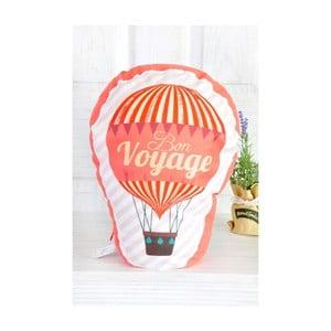 Pernă The Mia Retro Baloon, 40 x 30 cm, portocaliu