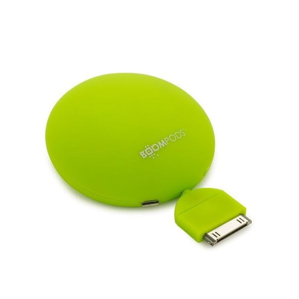 Přenosná nabíječka na telefon Powerpod, zelená