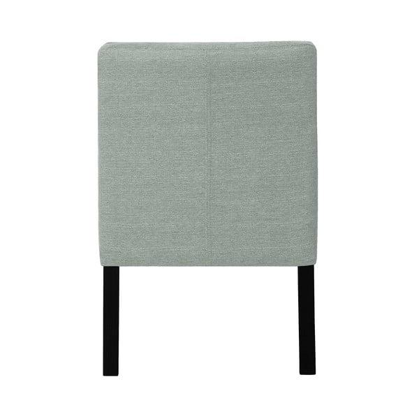 Světle zelená židle s černými nohami z bukového dřeva Ted Lapidus Maison Freesia