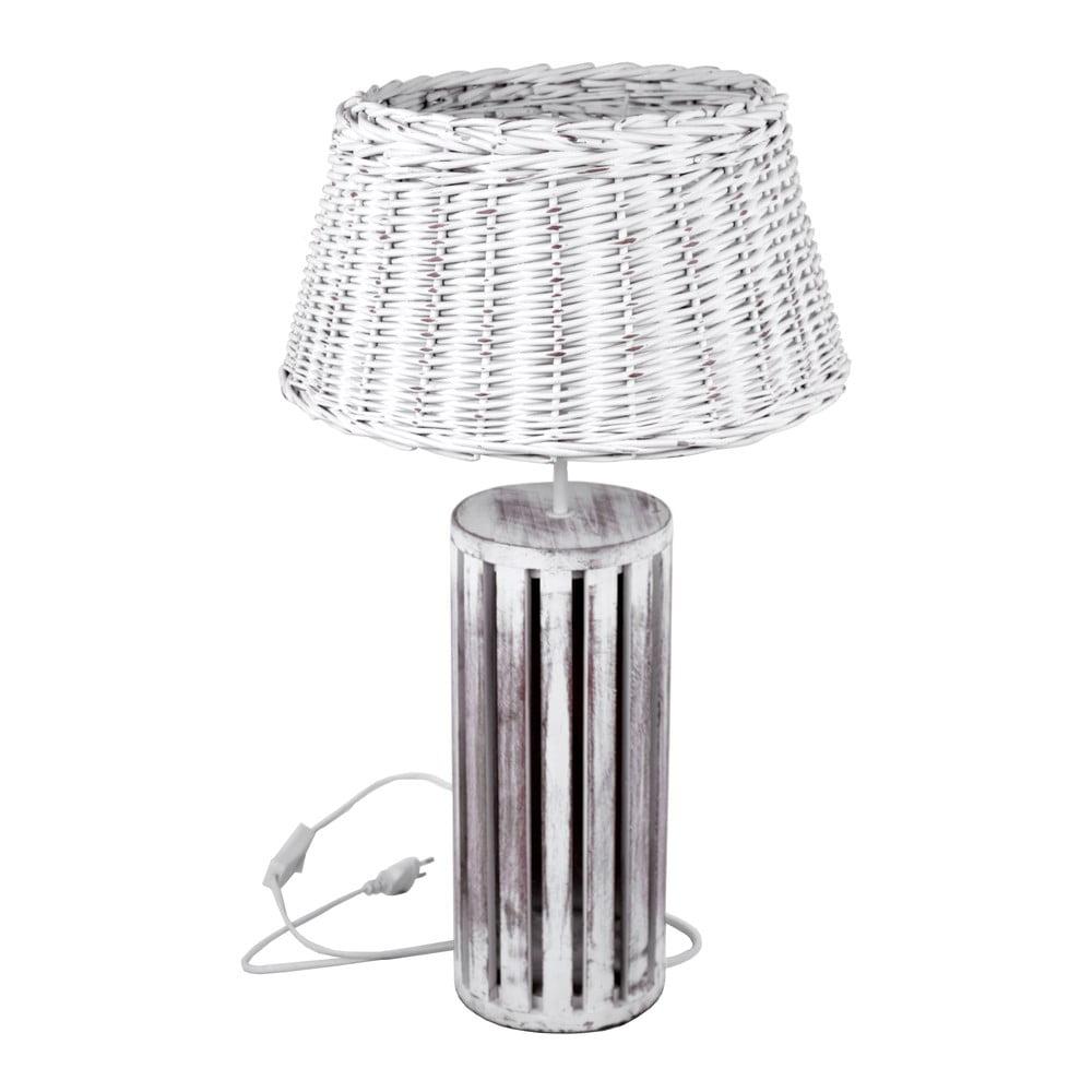 Proutěná stolní lampa Ego dekor Cosy