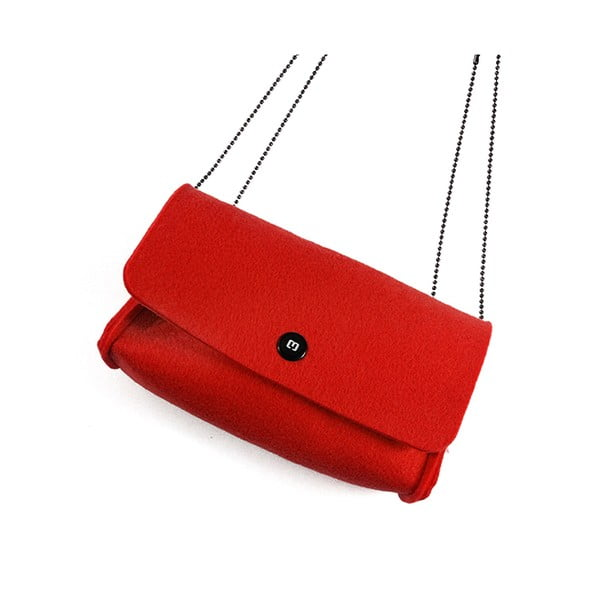 Kabelka UNNI LONG, červená