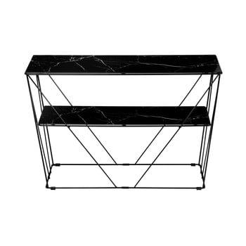 Masă tip consolă RGE Cube, lățime 100 cm imagine