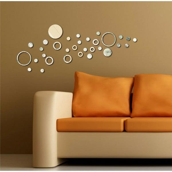 Dekorativní zrcadlo Infinite Bubbles
